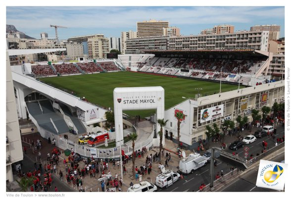 Port de Toulon / Stade Mayol