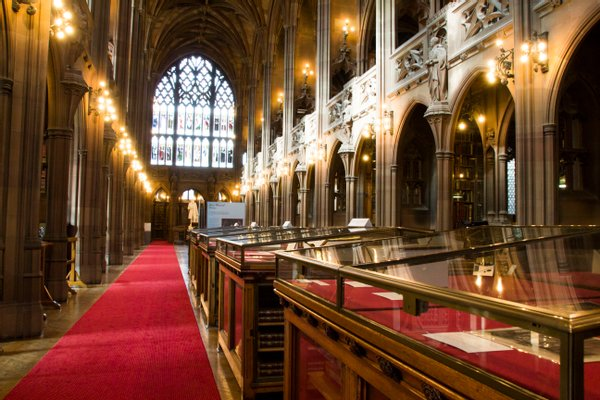 John Rylands Library Research Institute and Library
