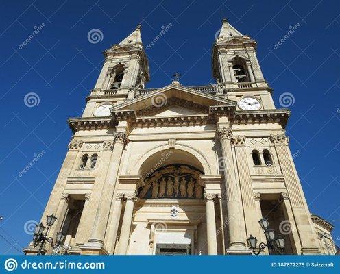Basilica of Saints Cosma and Damian