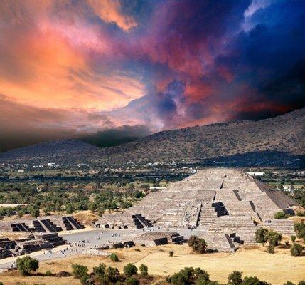 Cerro de la Estrella Zona Arqueológica