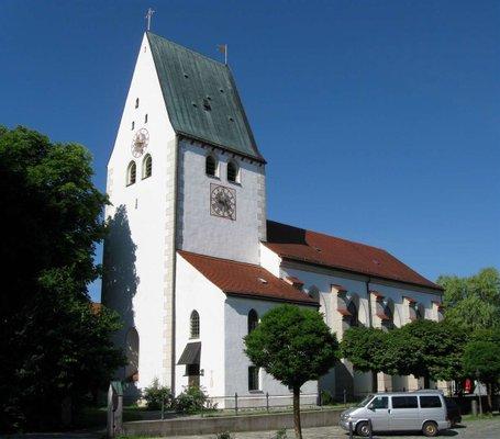 Kath. Pfarramt St. Stephan