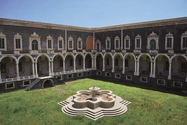 Monastero dei Benedettini di San Nicolò l'Arena
