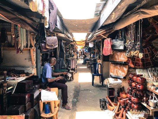 Lekki Arts & Crafts Market