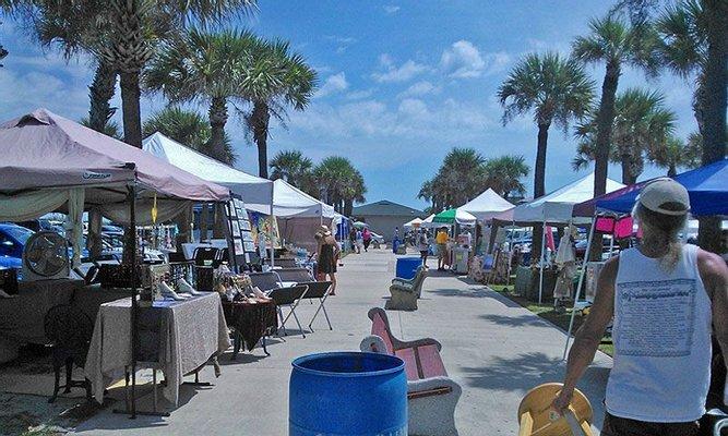 St. Augustine Wednesday Farmers Market