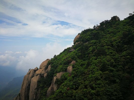 Jiuhua Mountain