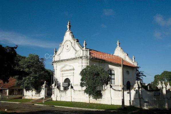 Galle Fort - Dutch Reformed Church