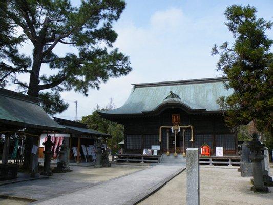 Saga Shrine