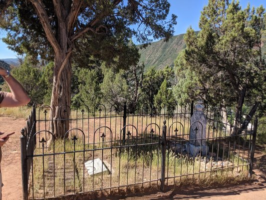 Doc Holliday's Grave Trailhead