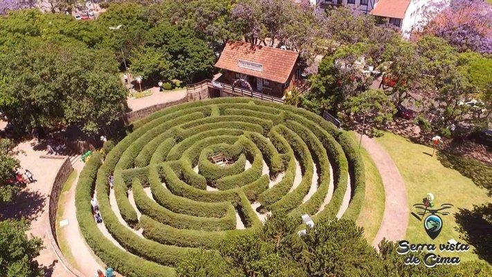 Labirinto Verde de Nova Petrópolis