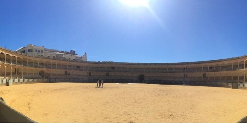 Bullring of the Royal Cavalry of Ronda