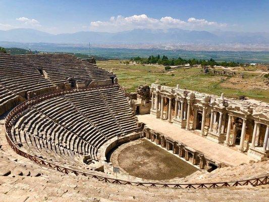 Hierapolis Pamukkale Denozli