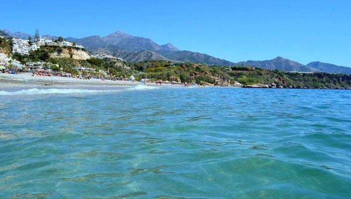 Nerja Playa Burriana