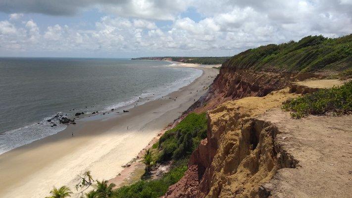 Praia Barra De Gramame Norte