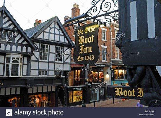 Ye Olde Boot Inn
