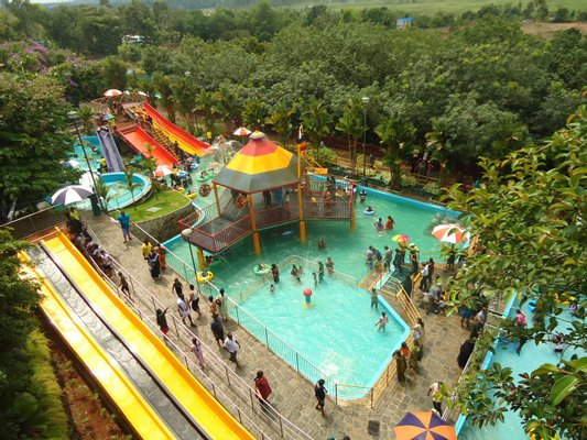 Wonderla Amusement Park, Bangalore