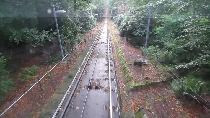 Merkur Funicular Railway