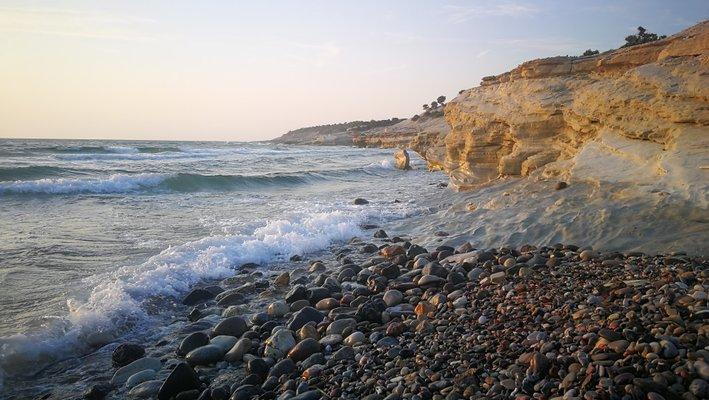 Agios Theologos Beach