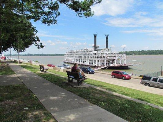 Historic Riverfront