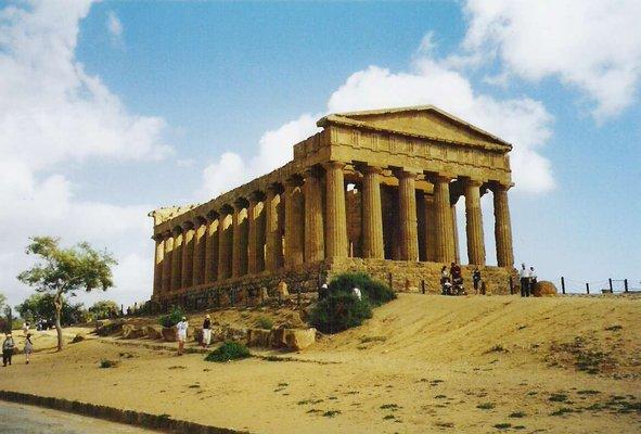 Tempio della Concordia