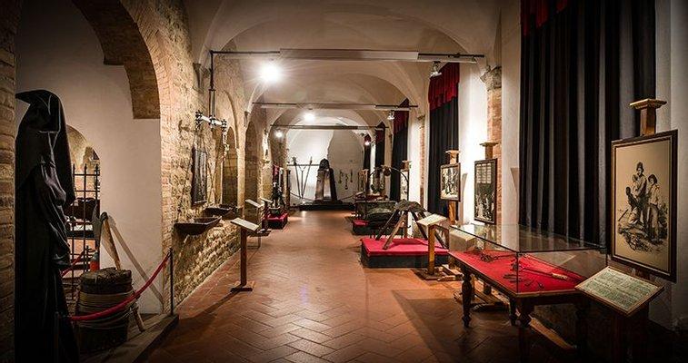 Volterra Museum of Torture