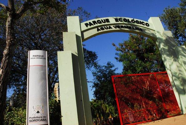 Parque Natural da Água Vermelha