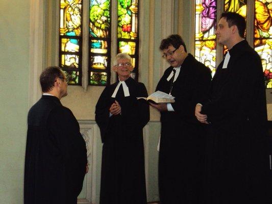 IECLB - Comunidade Evangélica de Confissão Luterana Ascensão
