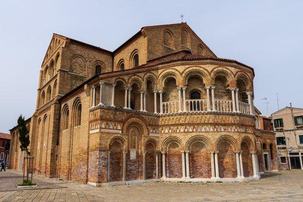 Basilica of Saint Mary and Saint Donatus
