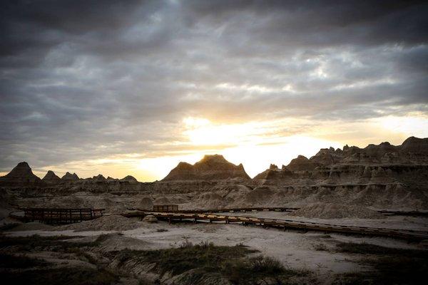 Fossil Exhibit Trailhead