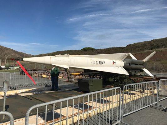 Nike Missile Site SF-88