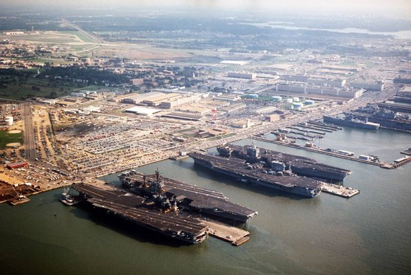 Norfolk Naval Station, VA