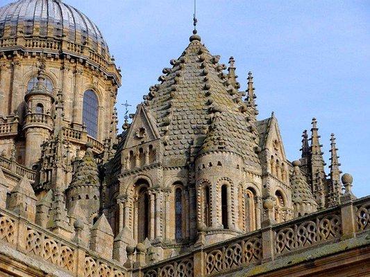 Catedral Vieja de Salamanca