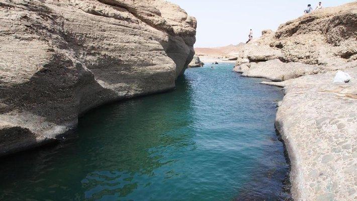 Hatta Rock Pools