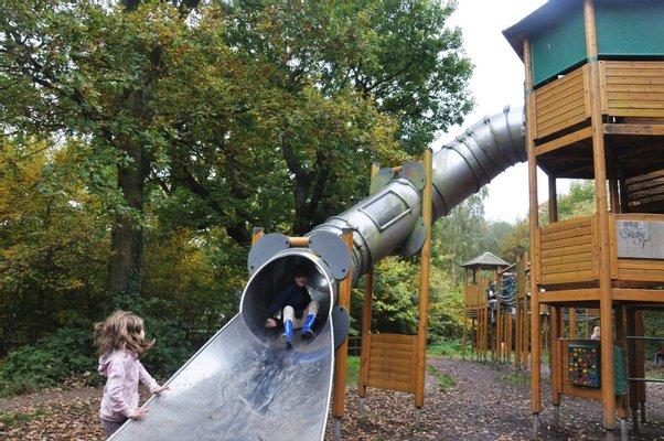 Belfairs Wood, Park & Nature Reserve