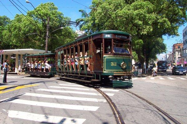 Santos Touristic Tram