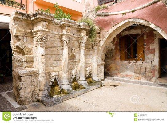 Rimondi Venetian Fountain