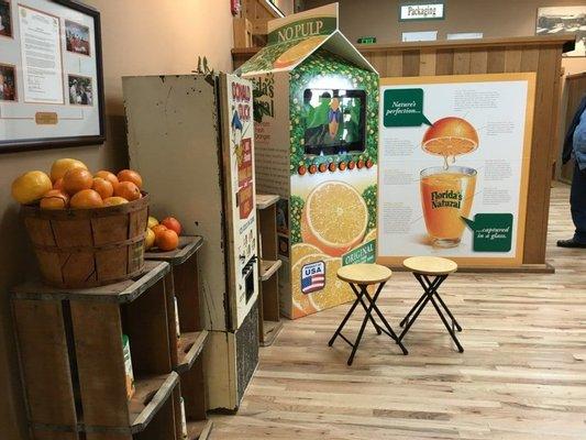 Florida's Natural Grove House Visitor Center