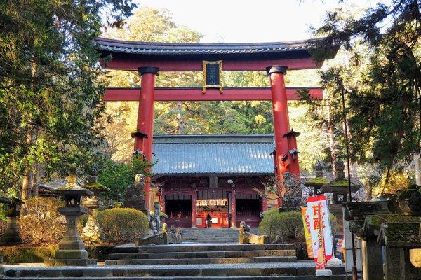 Kitaguchi-hongu Fuji Sengen Shrine
