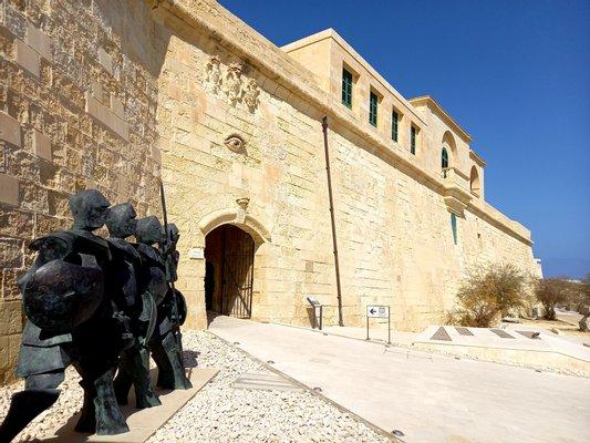 National War Museum - Fort St Elmo