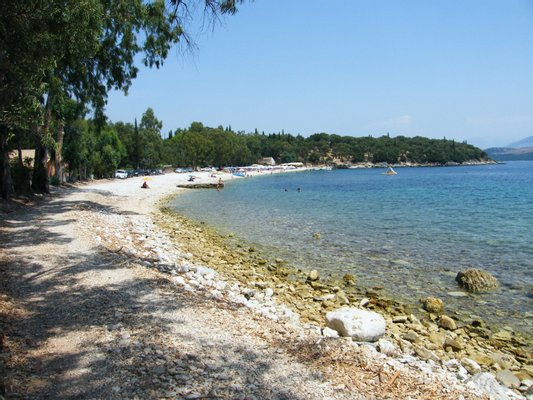 Kerasia beach