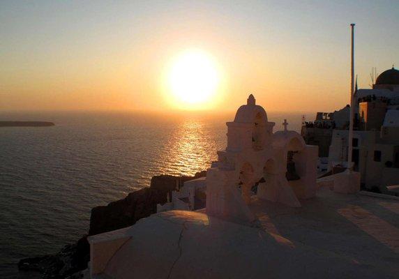 Sunset Oia