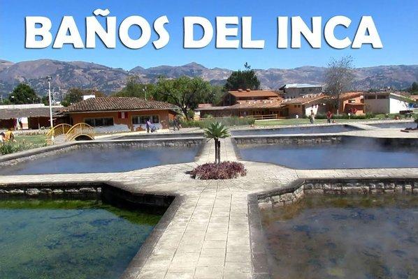 Los Baños del Inca District