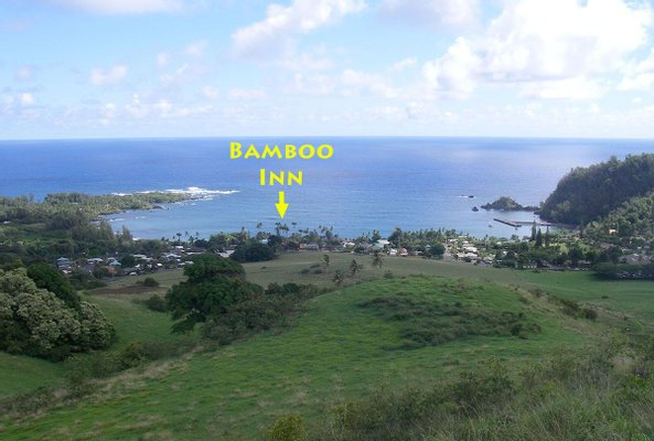 Hāna Bay