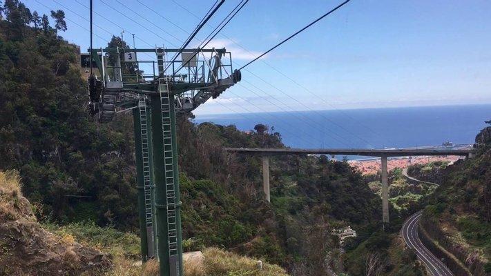 Botanical Garden Cable Car