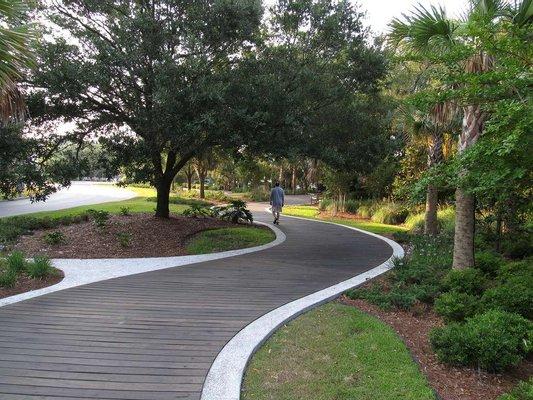 Duck Town Park Boardwalk