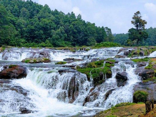 Pykara waterfalls