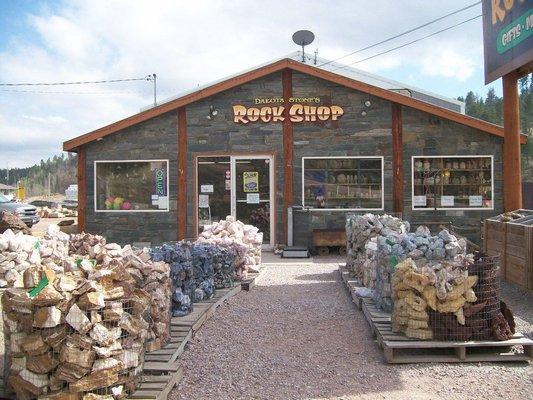 Dakota Stone Rock Shop/Not Dakota Stone Mining & Stone Supply