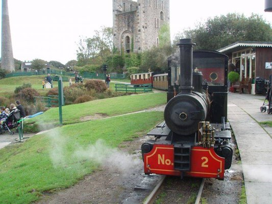 Lappa Valley Steam Railway