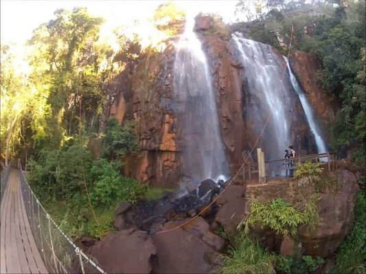 Parque Recanto das Cachoeiras