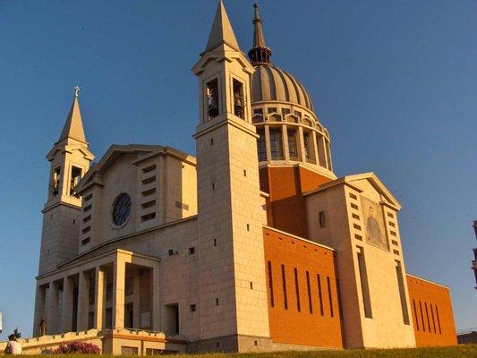 Basilica of Don Bosco - Colle don Bosco