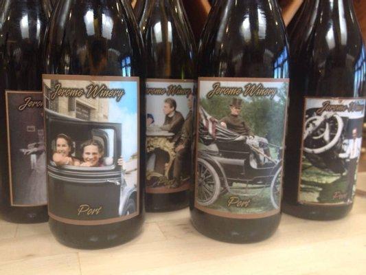 The Original Jerome Winery